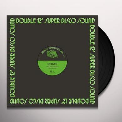Cerrone SUPER DISCO SOUND Vinyl Record - Canada Import