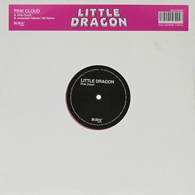 Little Dragon PINK CLOUD Vinyl Record