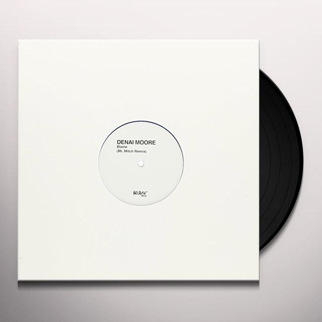 Denai Moore BLAME Vinyl Record - Canada Import