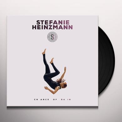 Stefanie Heinzmann CHANCE OF RAIN Vinyl Record