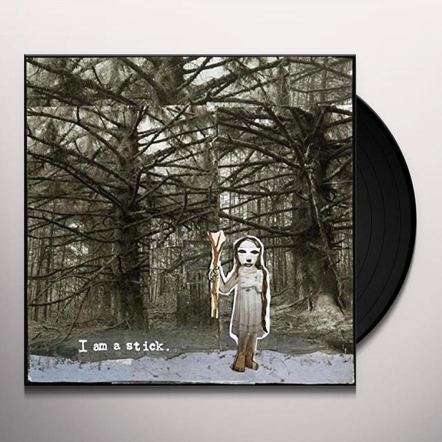 Baby Dee I AM A STICK Vinyl Record - UK Import