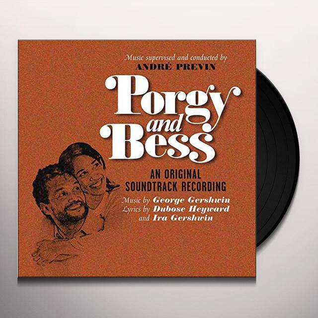 PORGY & BESS-AN ORIGINAL SOUNDTRACK / O.S.T. (HOL) PORGY & BESS-AN ORIGINAL SOUNDTRACK / O.S.T. Vinyl Record - Holland Import