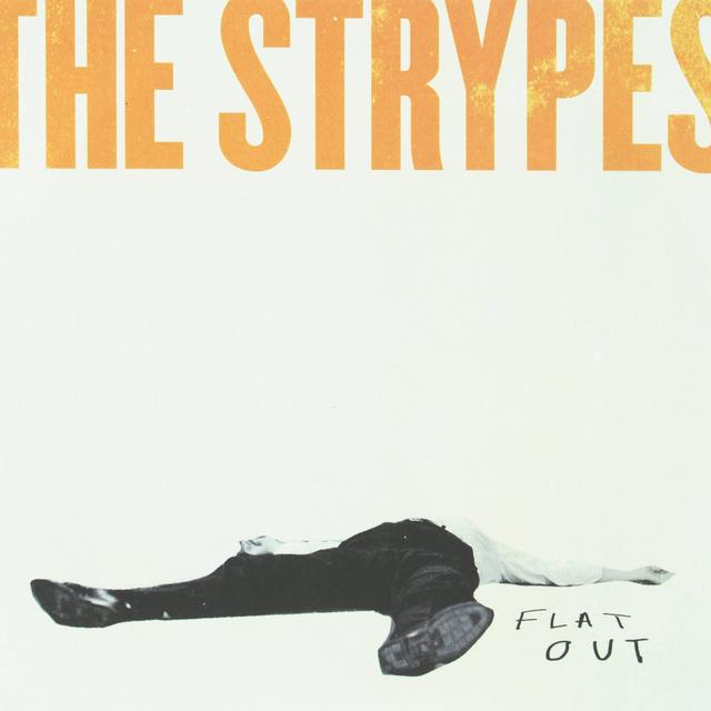 The Strypes FLAT OUT Vinyl Record