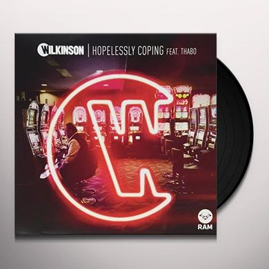 Wilkinson HOPELESSLY COPING Vinyl Record - UK Import