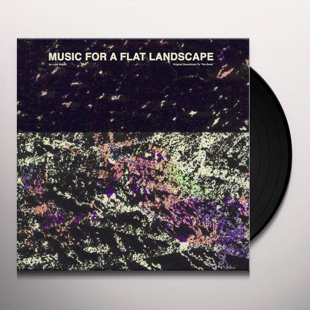 Luke Abbott MUSIC FOR A FLAT LANDSCAPE Vinyl Record - UK Import