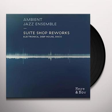 AMBIENT JAZZ ENSEMBLE SUITE SHOP REWORKS Vinyl Record