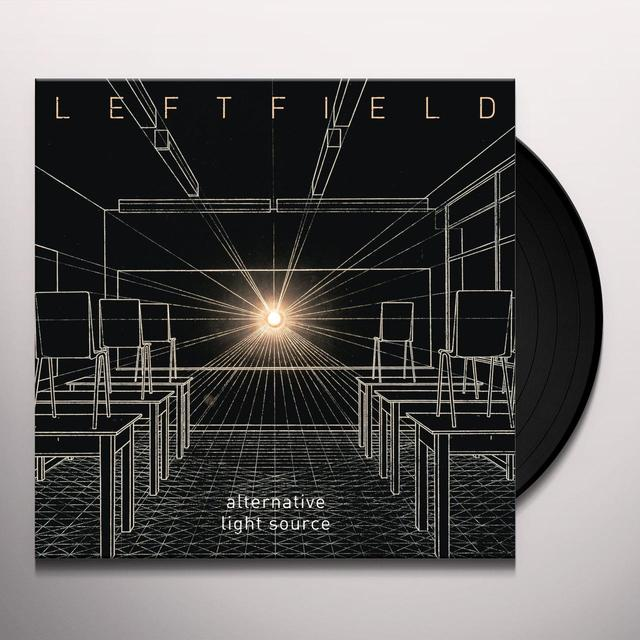 Leftfield ALTERNATIVE LIGHT SOURCE Vinyl Record - UK Import