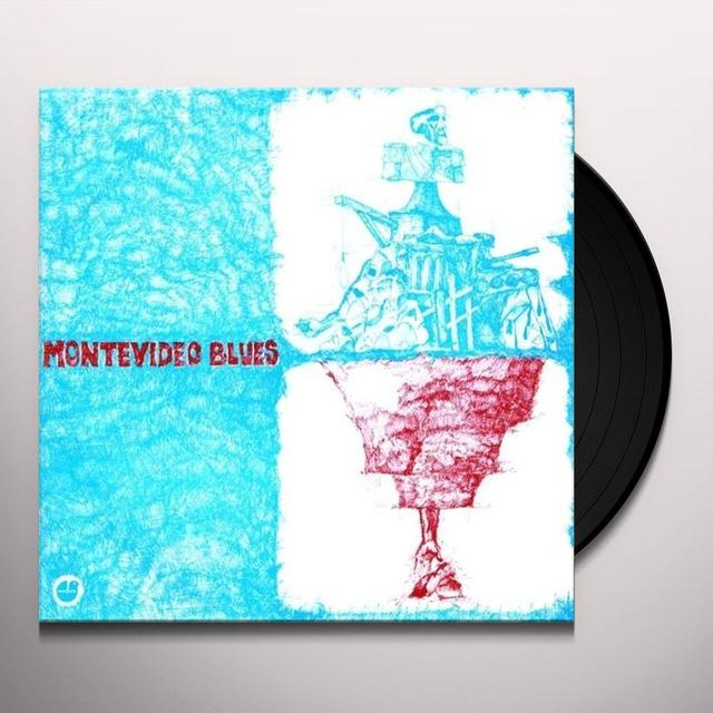MONTEVIDEO BLUES Vinyl Record - Limited Edition