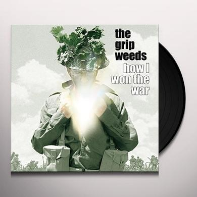 GRIP WEEDS HOW I WON THE WAR Vinyl Record