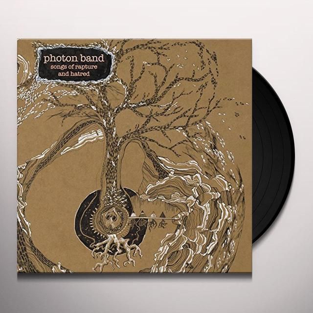 Photon Band SONGS OF RAPTURE & HATRED Vinyl Record