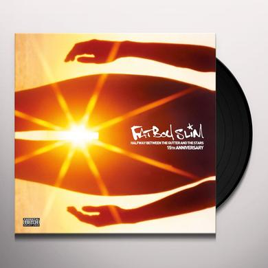 Fatboy Slim HALFWAY BETWEEN THE GUTTER & THE STARS Vinyl Record - Reissue