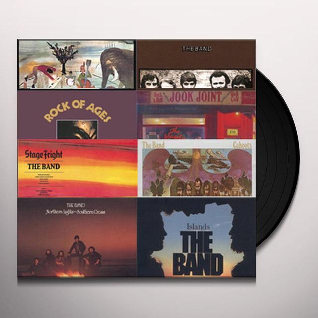 The Band CAPITOL ALBUMS 1968-1977 (BOX) Vinyl Record