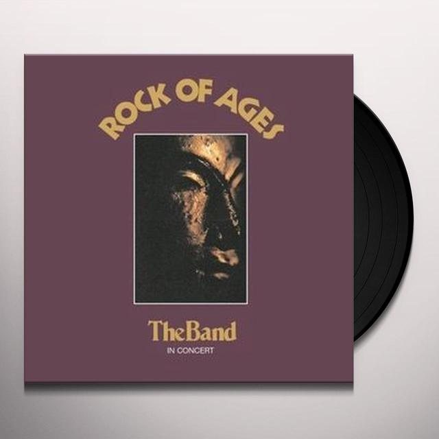 The Band ROCK OF AGES Vinyl Record