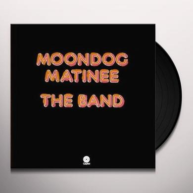 The Band MOONDOG MATINEE Vinyl Record