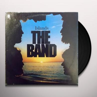 The Band ISLANDS Vinyl Record