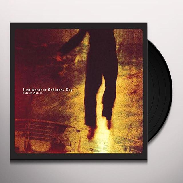 Patrick Watson JUST ANOTHER ORDINARY DAY Vinyl Record
