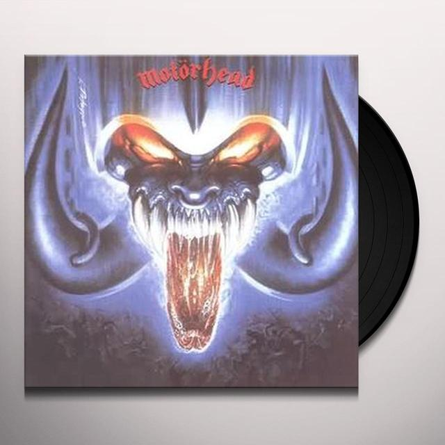 Motorhead ROCK N ROLL Vinyl Record - 180 Gram Pressing