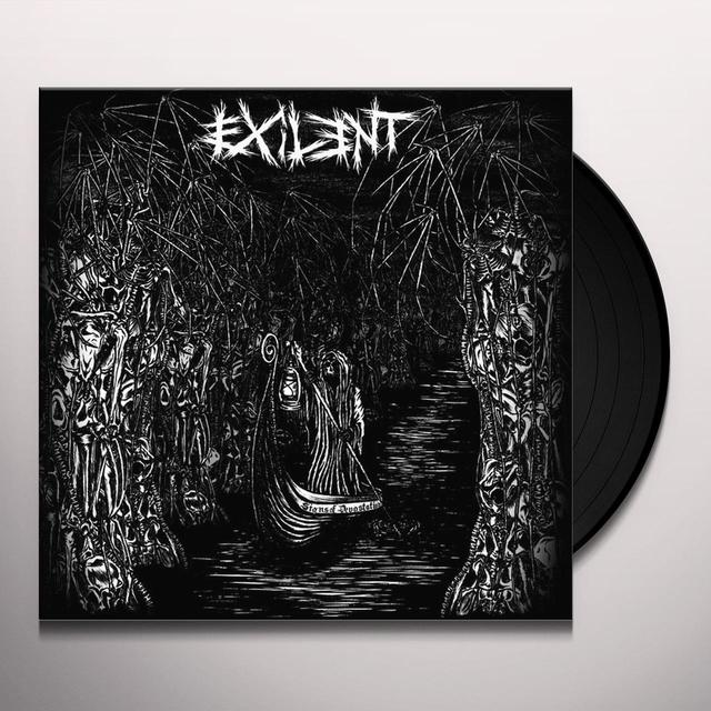 EXILENT SIGNS OF DEVASTATION Vinyl Record