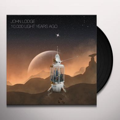 John Lodge 10,000 LIGHT YEARS AGO Vinyl Record - Gatefold Sleeve, Limited Edition, 180 Gram Pressing