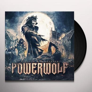 Powerwolf BLESSED & POSSESSED Vinyl Record