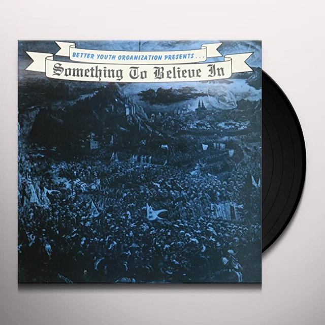 SOMETHING TO BELIEVE IN / VAR Vinyl Record