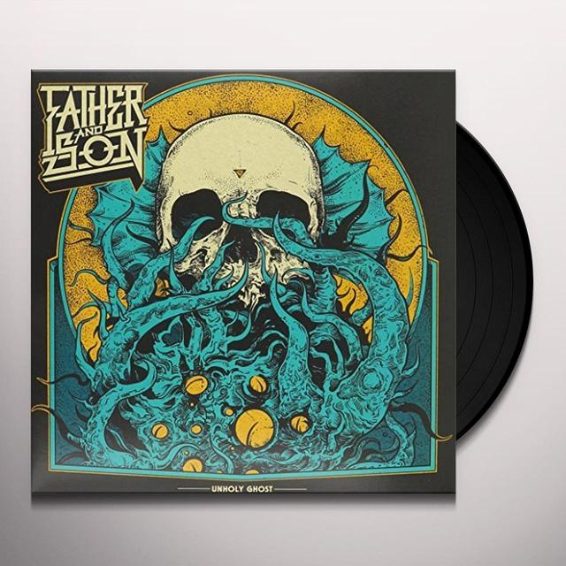 FATHER & SON UNHOLY GHOST Vinyl Record - Holland Import