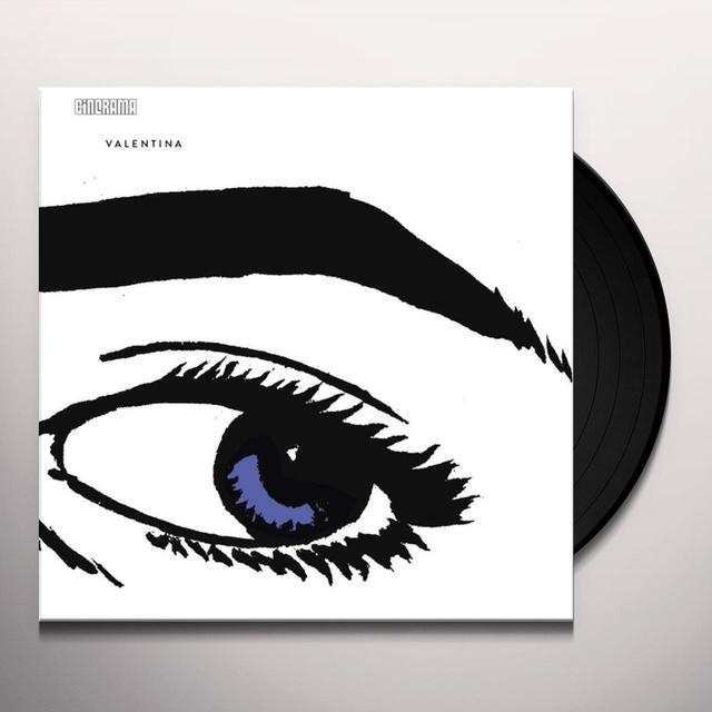 CINERAMA VALENTINA Vinyl Record - UK Import