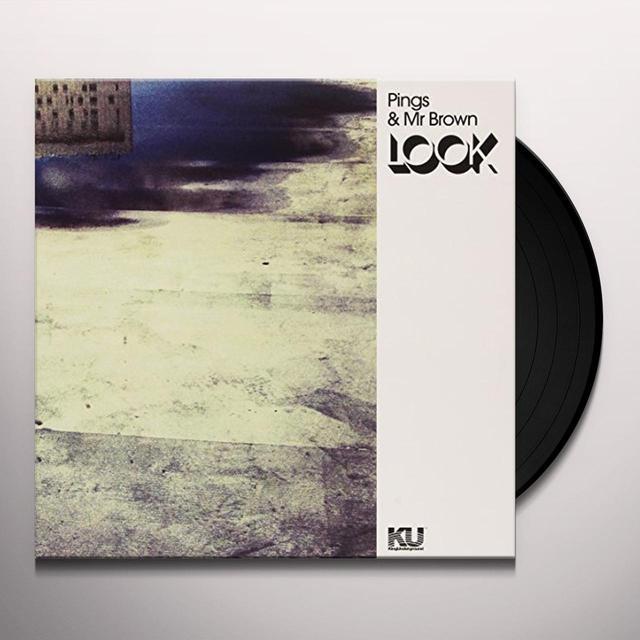 PINGS & MR BROWN LOOK Vinyl Record - UK Import