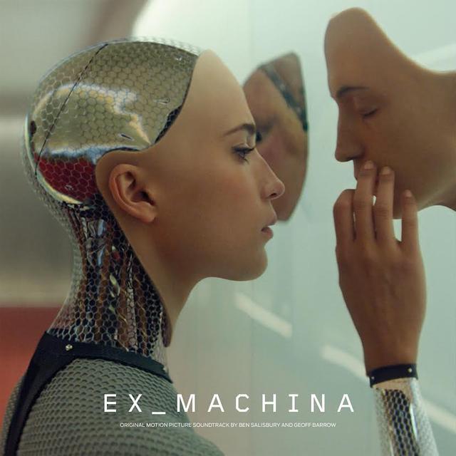 EX MACHINA / O.S.T. (UK) EX MACHINA / O.S.T. Vinyl Record - UK Release