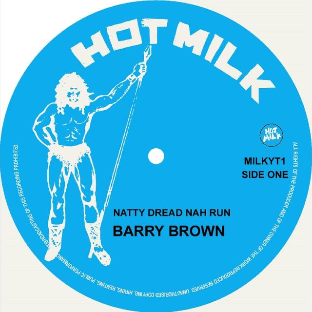 Barry Brown / Barrington Levy / Papa Tullo NATTY DREAD NAH RUN / SHE ROB & GONE Vinyl Record
