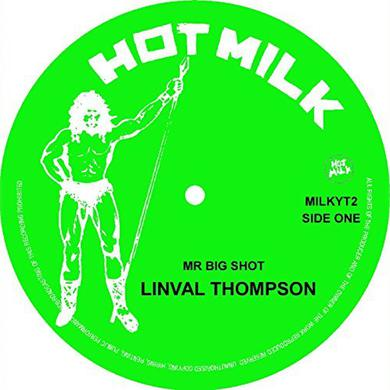 Linval Thompson / Sammy Dread / Papa Tullo MR BIG SHOT / MR COLLIE MAN / MORNING LOVE Vinyl Record