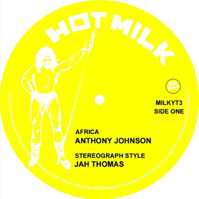 Toyan, Jah Thomas, Anthony Johnson AFRICA / STEREOGRAPH STYLE / WICKED INTENTION Vinyl Record