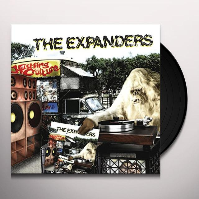 EXPANDERS HUSTLING CULTURE Vinyl Record - UK Import
