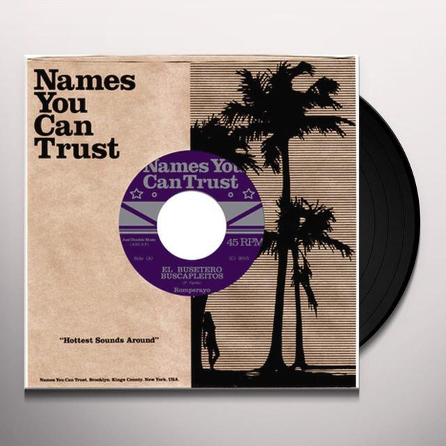 ROMPERAYO EL BUSETERO BUSCAPLEITOS Vinyl Record