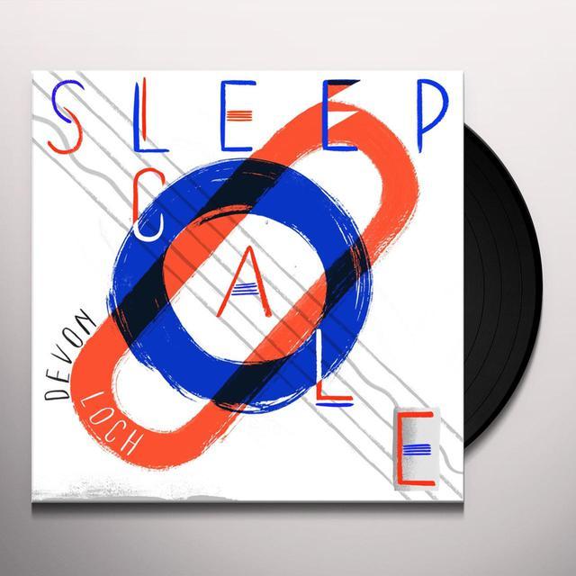 Devon Loch SLEEP SCALE Vinyl Record