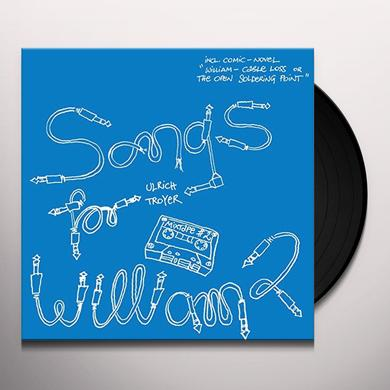 Ulrich Troyer SONGS FOR WILLIAM 2 Vinyl Record