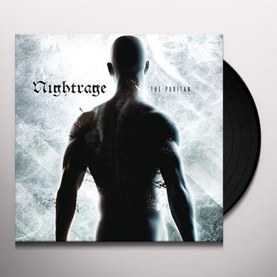 Nightrage PURITAN Vinyl Record - UK Release