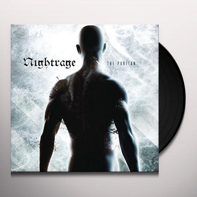 Nightrage PURITAN Vinyl Record - UK Import