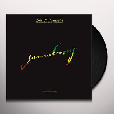 Serge Gainsbourg LOLA RASTAQUOUERE Vinyl Record - UK Import