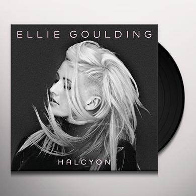 Ellie Goulding HALYCON Vinyl Record - UK Import