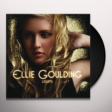 Ellie Goulding LIGHTS Vinyl Record - UK Import