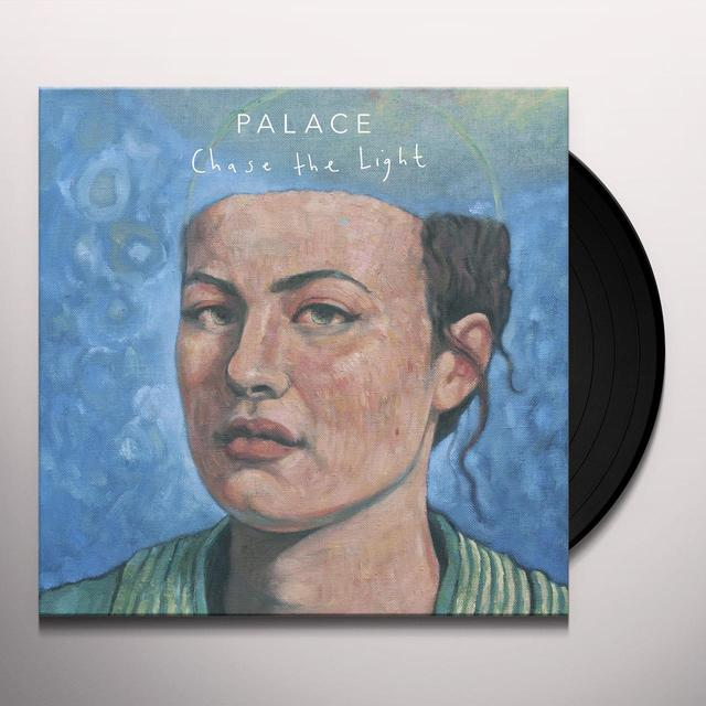 PALACE CHASE THE LIGHT (EP) Vinyl Record - UK Import