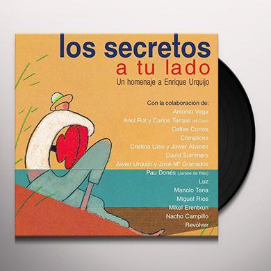 SECRETOS A TU LADO Vinyl Record