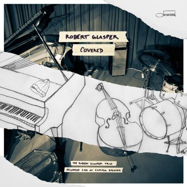 Robert Glasper Experiment COVERED (RECORDED LIVE AT CAPITOL STUDIOS) Vinyl Record