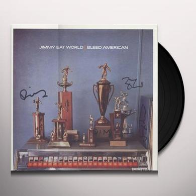 Jimmy Eat World BLEED AMERICAN Vinyl Record