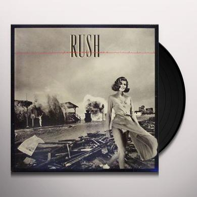 Rush PERMANENT WAVES Vinyl Record