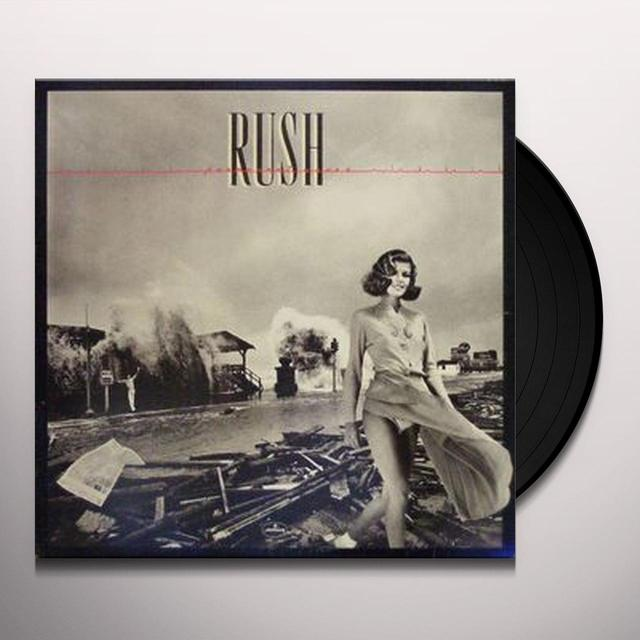 Rush PERMANENT WAVES Vinyl Record