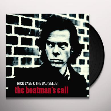 Nick Cave & The Bad Seeds BOATMAN'S CALL Vinyl Record
