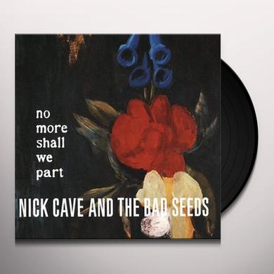 Nick Cave & The Bad Seeds NO MORE SHALL WE PART Vinyl Record - 180 Gram Pressing