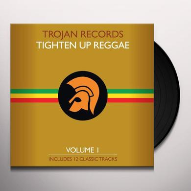 BEST OF TIGHTEN UP REGGAE 1 / VARIOUS Vinyl Record